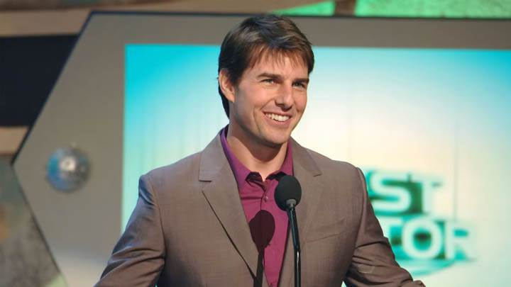 Tom Cruise – Saying Something
