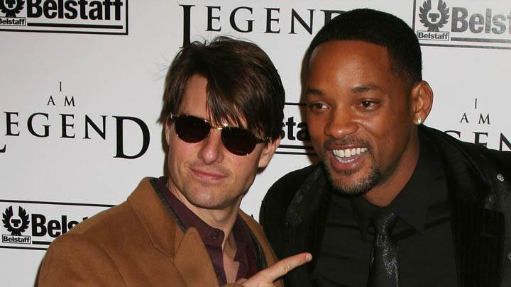 Tom Cruise – With Will Smith