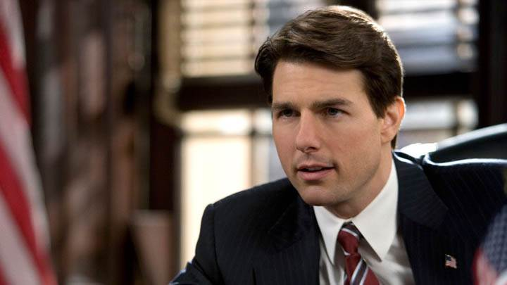 Tom Cruise – in Mayor Office