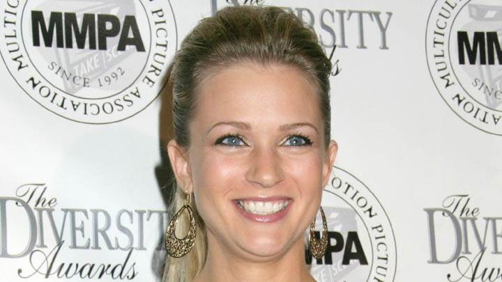 A.J. Cook At The Diversity Awards