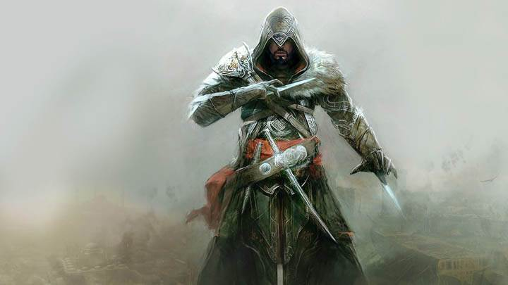 Assassins Creed Assassin Concept Art
