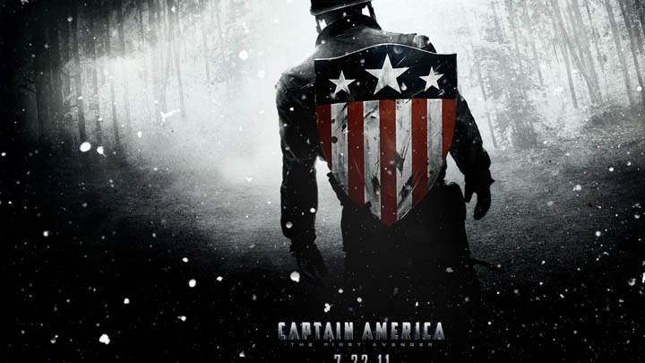 Captain America – Going Somewhere