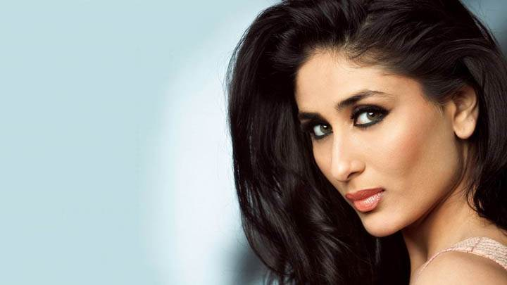 Cute Side Face Closeup Of Kareena Kapoor