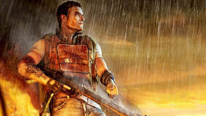 Far Cry 2 – Standing In Rain