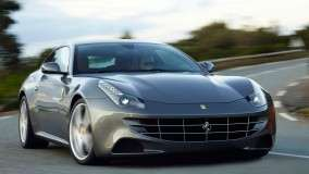 Ferrari 458 Italia in Grey Color
