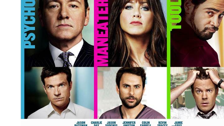 Horrible Bosses – Cover Poster