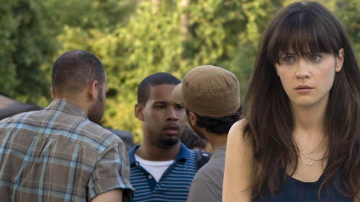 Innocnet Face Of Zooey Deschanel
