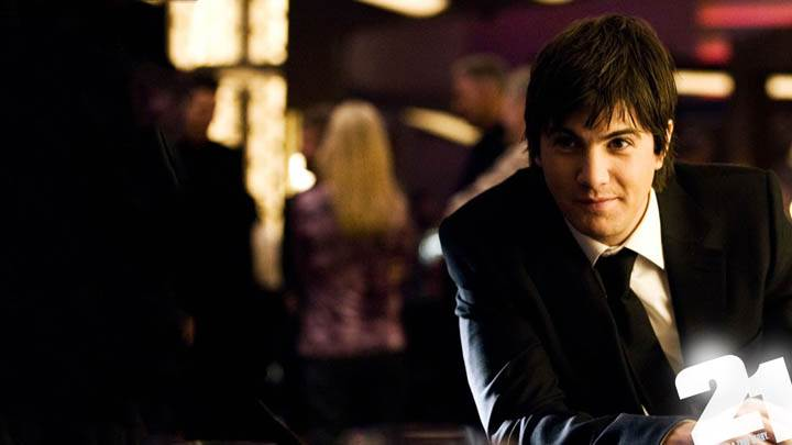 Jim Sturgess in Movie 21