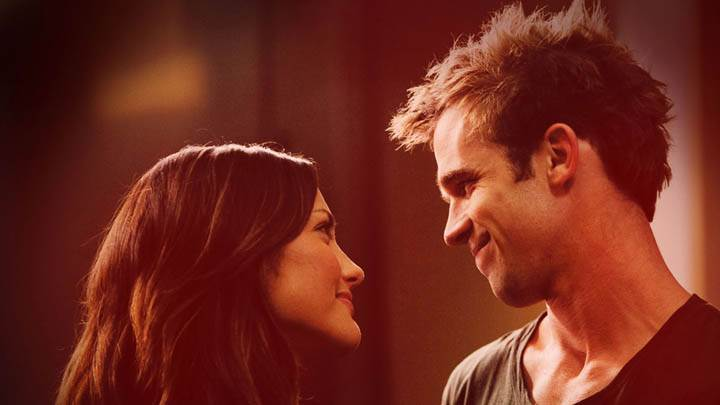 Minka Kelly and Cam Gigandet in The Roommate