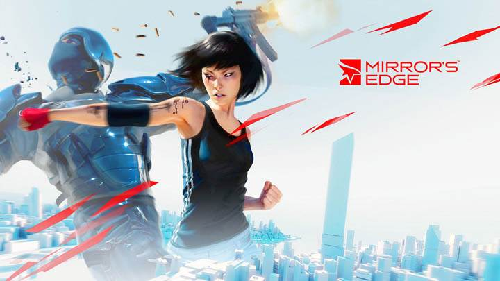 Mirrors Edge – Cover Poster