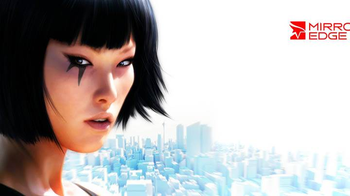 Mirrors Edge – Faith Side Face Closeup
