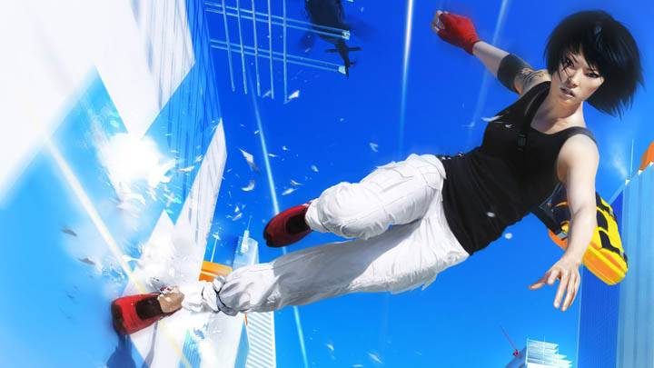 Mirrors Edge – Running on Buildings