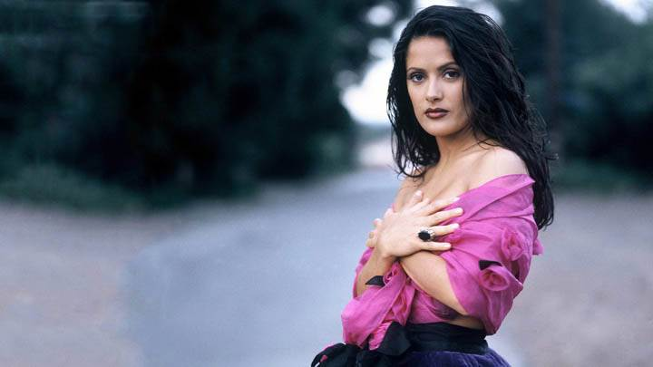 Salma Hayek – Looking Sweet