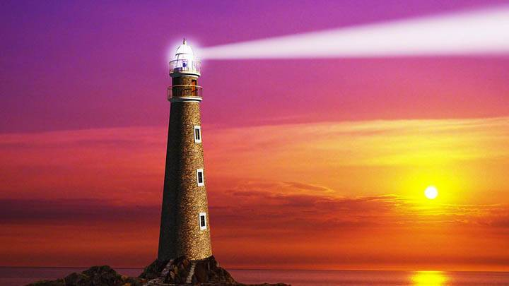 The Coastal Light House