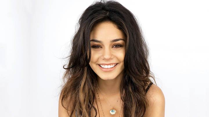 Vanessa Hudgens Cute Smiling Face Closeups