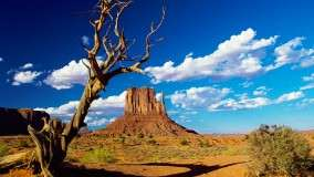 West Mitten Butte, Monument Valley, Arizona