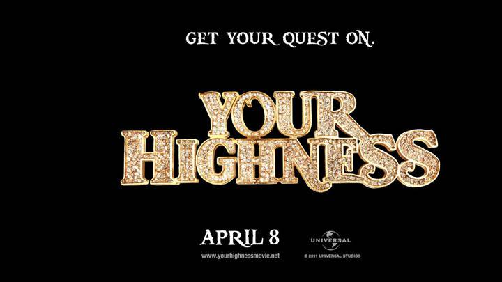 Your Highness – Cover Poster