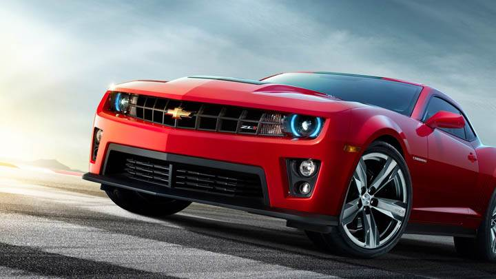 2012 Chevrolet Camaro ZL1 – Front Side Pose