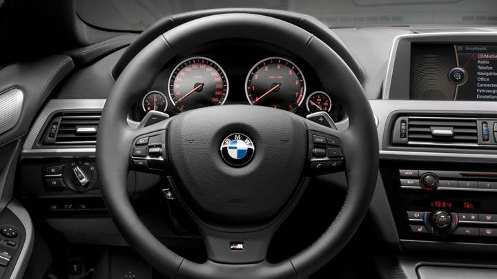 BMW F12 M-Package – Interior Dashboard