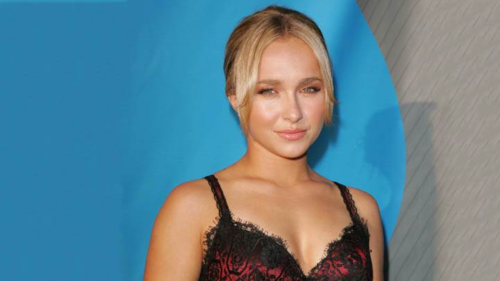 Hayden Panettiere Pink Lips N Cute Face Closeups