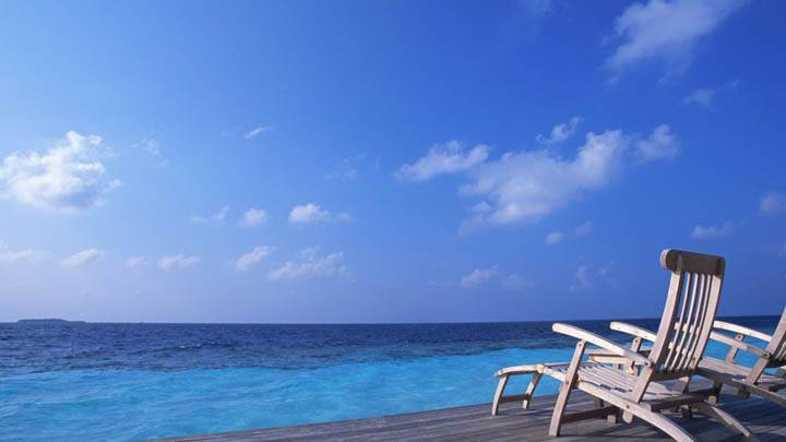 Sea Side Maldives Paradise Island