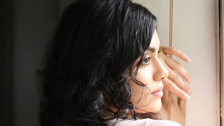 Adah Sharma Side Face Photoshoot