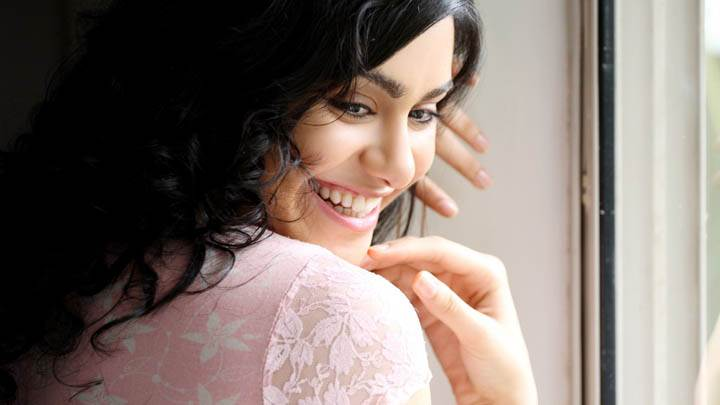 Adah Sharma Smiling & Looking Back Photoshoot