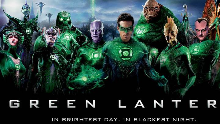 All Characters Green Lantern