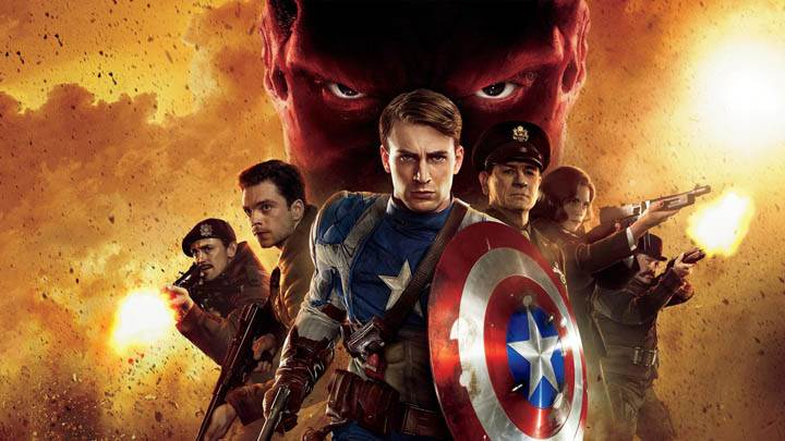 Captain America – Ready to Fight