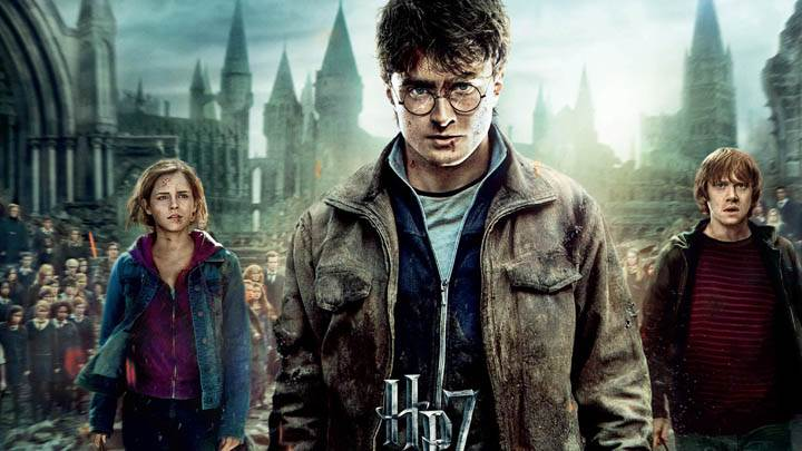 Cover Poster of Harry Potter And The Deathly Hallows – Part 2