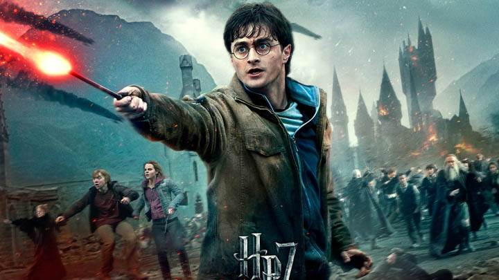 Daniel Radcliffe In Harry Potter And The Deathly Hallows – Part 2