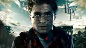 Daniel Radcliffe Looking Front Harry Potter And The Deathly Hallows Part 2
