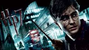Daniel Radcliffe Stick In Hand Harry Potter And The Deathly Hallows Part 2