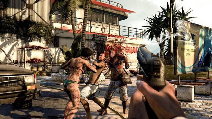 Dead Island – What a Head Shot