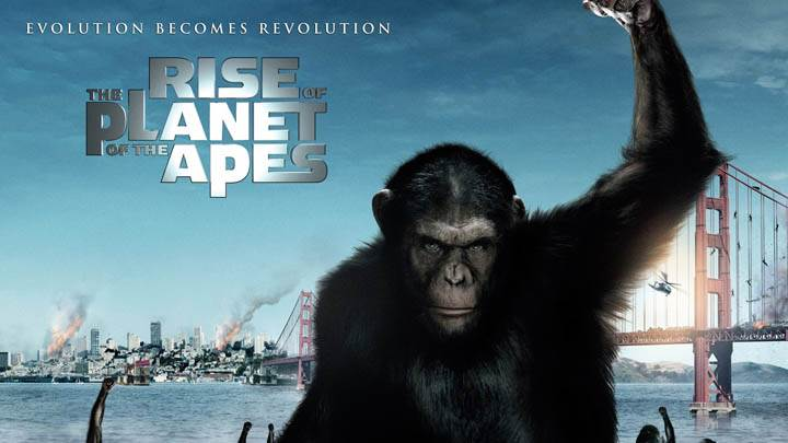 Destroying City – Rise of the Planet of the Apes