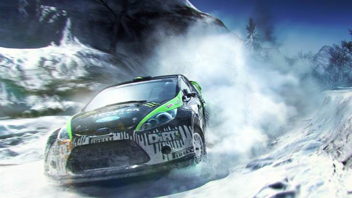 DiRT 3 – Racing in Snow