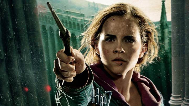 Emma Watson In Harry Potter And The Deathly Hallows – Part 2