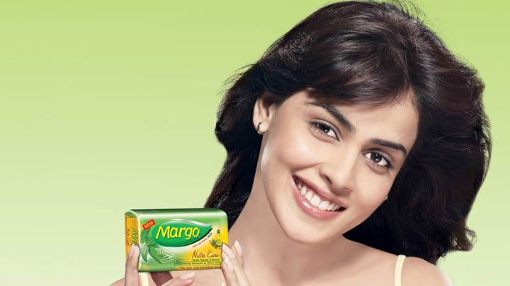 Genelia D'Souza in Margo Nutri Care Add