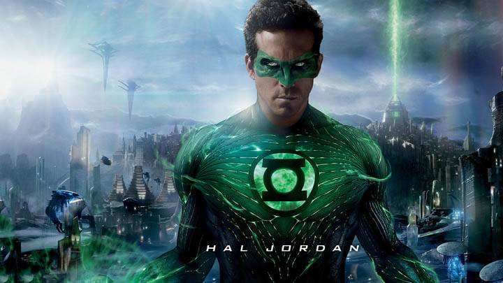 Hal Jordan in Green Lantern