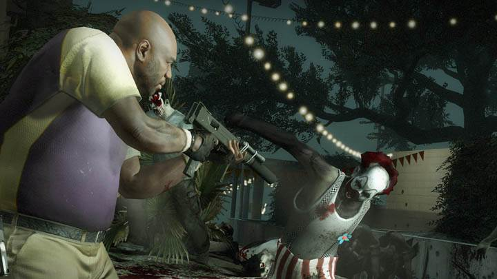Left 4 Dead 2 – Shooting Joker