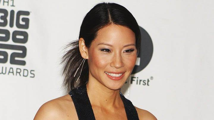 Lucy Liu Smiling Face At Event