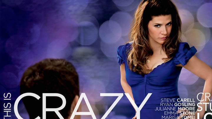 Marisa Tomei in Crazy, Stupid, Love