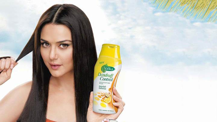 Preity Zinta – In Vatika Advertisement