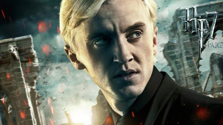 Tom Felton Harry Potter And The Deathly Hallows Part 2
