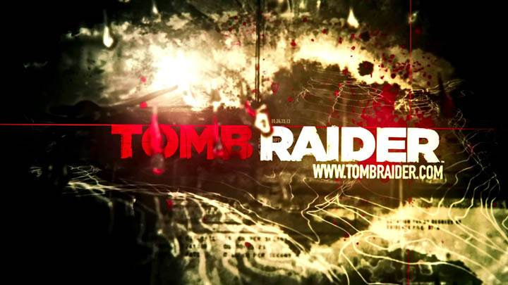 Tomb Raider – Black Background