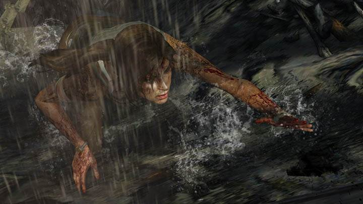Tomb Raider – I Will Fight for Life