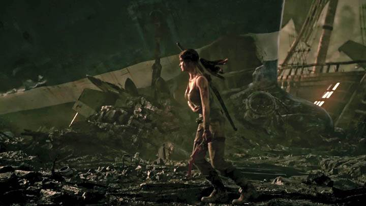 Tomb Raider – Where Am I