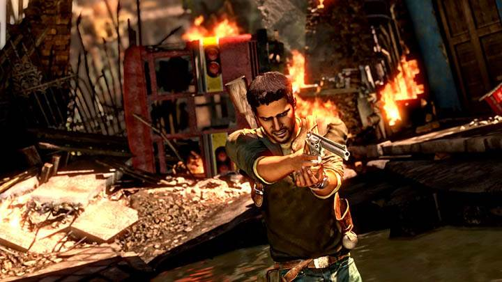 Uncharted 2 – Whos There