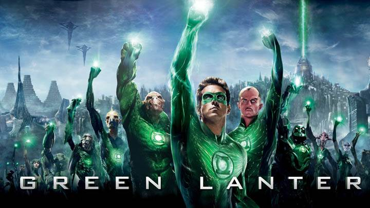 We Will Fight Green Lantern
