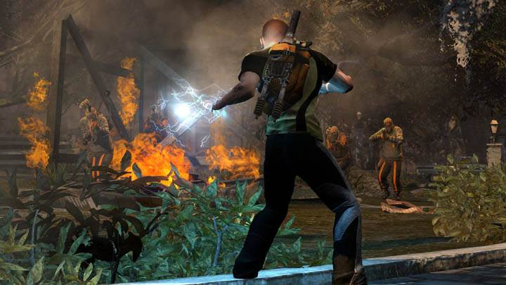 inFAMOUS 2 – Attack in Park
